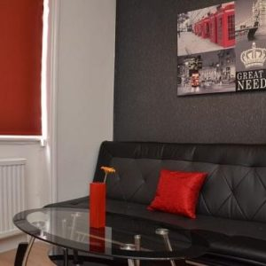 Talbot Square apartment - One Bedroom-0