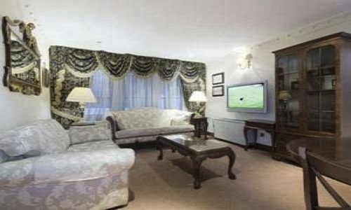 Mayfair House Apartment - 2 Bedroom-0