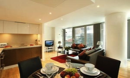 The landmark Canary Wharf - 1 Bedroom-7849