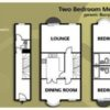 Cheval Apartments Knightsbridge - Two Bedroom-6363