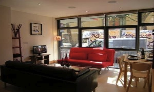 Camden Town Apartment - One Bedroom-6306