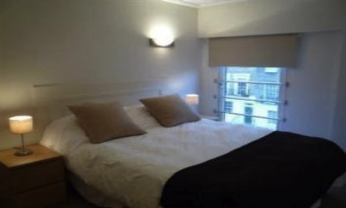 One Bedroom - Albert Street Apartments-0