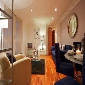 Exchange Court Covent Garden Apartments - 1 Bedroom-8350
