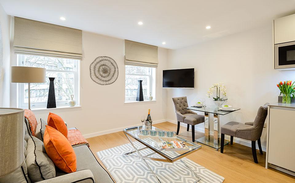 One Bedroom Deluxe South Kensington LAK-24124