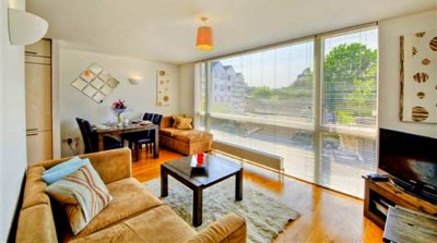 Kew Bridge Court, Chiswick - Two Bedroom Apartment-0