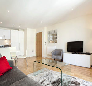 Lanterns Court, Canary Wharf - Two Bedroom Apartment-0