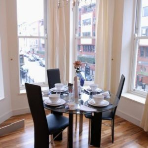 The Armitage, Marylebone - One Bedroom Apartment-0