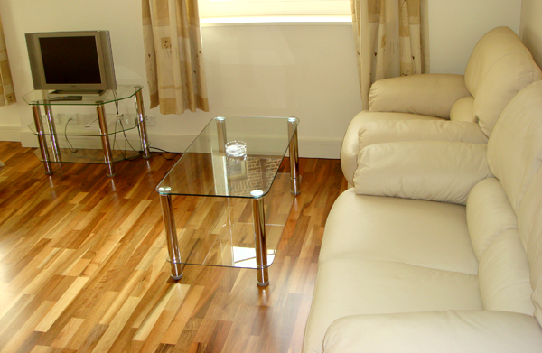 Harrington Court Apartment - Contemparary One Bedroom Apartment-0
