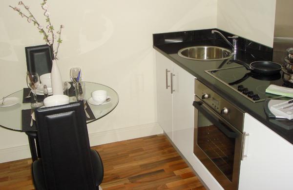 Harrington Court Apartment - Contemparary One Bedroom Apartment-15789