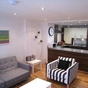 Steward Street Apartments - One Bedroom Apartment-0