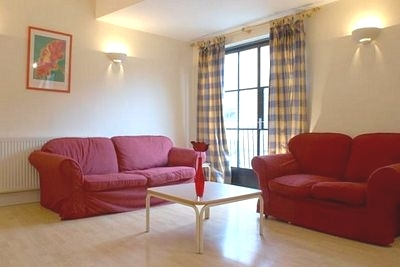 Crawford House Apartments - Two Bedroom Five Person Apartment-13725