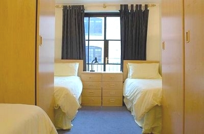Crawford House Apartments - Three Bedroom Apartment-13692