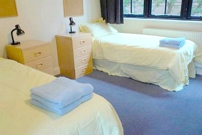 Crawford House Apartments - Three Bedroom Apartment-13691