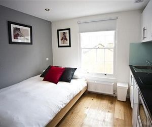 Paddington Green Apartments - Single Studio Apartment-0