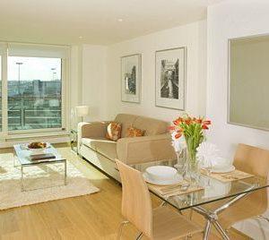 St George Wharf Apartment - Studio Apartment-0