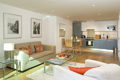 St George Wharf Apartment - Two Bedroom Apartment-0