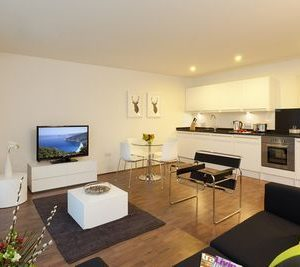 Spitalfields Apartments - Two Bedroom Apartment-0