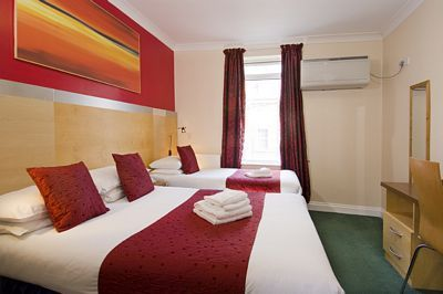 Comfort Inn and Suites. Kings Cross - Double Suite-0