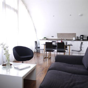 Camden Lock Residence - Two Bedroom Apartment-0