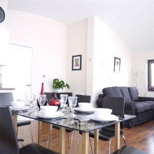 Camden Lock Residence - Three Bedroom Apartment-0