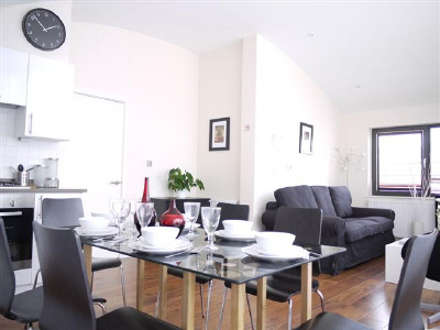 Camden Lock Residence - Two Bedroom Apartment-13160