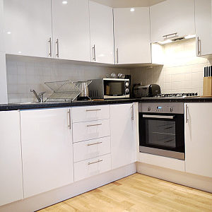 Camden Lock Residence - Three Bedroom Apartment-13153