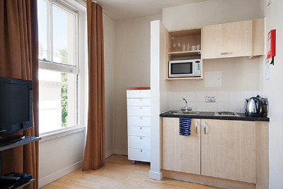 Prince's Square Apartments - Studio Apartment-15409
