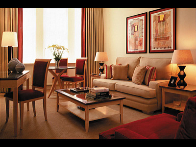 Cheval Calico House Apartments - Executive One Bedroom Apartment-13409