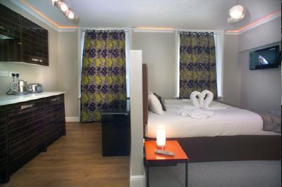 Apart Hotel 73 - Double Studio Apartment-0