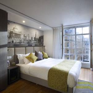 Trafalgar Square Apartments - Studio Twin Apartment-0