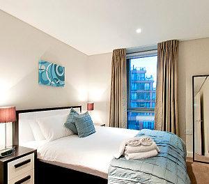 Merchant Square Apartments - One Bedroom Apartment-0