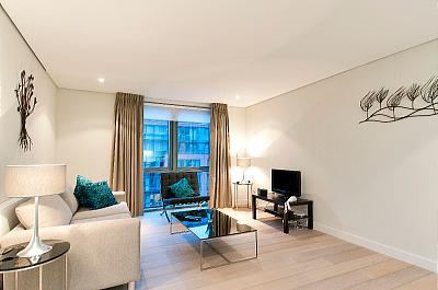 Merchant Square Apartments - Two Bedroom Apartment-14976