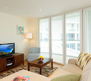 Trinity Tower Apartments - One Bedroom Apartment-0