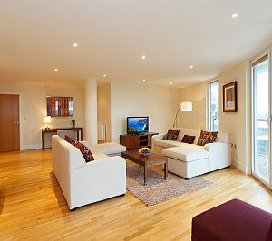 Trinity Tower Apartments - One Bedroom Apartment-15657