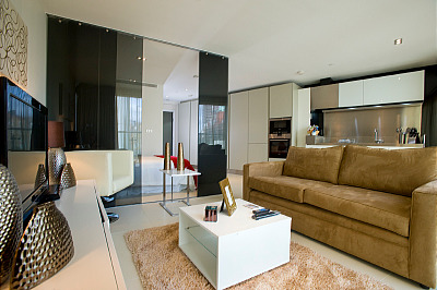 Bezier Apartments - One Bedroom Apartment -13019