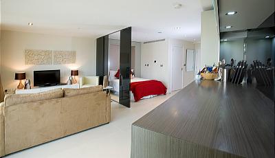 Bezier Apartments - Studio Apartment -13028