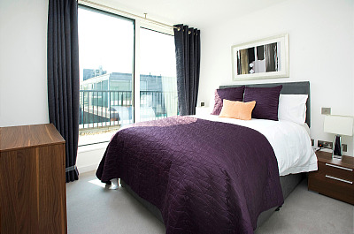 Farringdon Apartments - One Bedroom Apartment-0