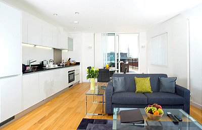 Farringdon Apartments - Two Bedroom Apartment-0