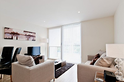 South Quay Apartments - Two Bedroom Penthouse Apartment-15851