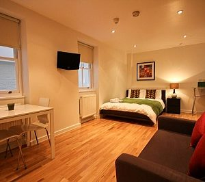 Prince's Square Apartments - One Bedroom Apartment-0