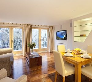 Tavistock Place Apartments - One Bedroom Apartment-0