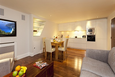 Tavistock Place Apartments - Three Bedroom Apartment-0