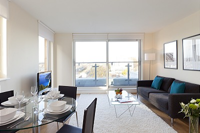 Hammersmith Apartments - Two Bedroom Apartment-0