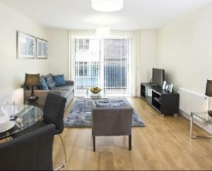 Hammersmith Central Apartments - One Bedroom Apartment-0