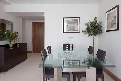 Arlington House Apartments - Two Bedroom Apartment-12767