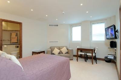 Arlington House Apartments - One Bedroom Apartment-12740