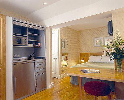 Shaftesbury Paddington Court Suites - Standard Studio Apartment-12477