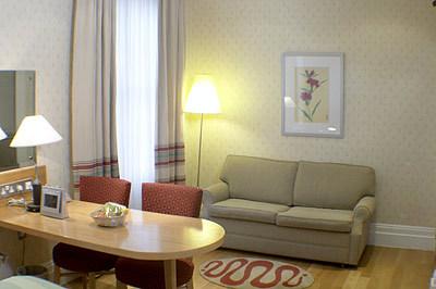 Shaftesbury Paddington Court Suites - Standard Studio Apartment-12476