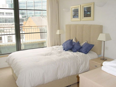 Spitalfields Loft Apartments - One Bedroom Apartment-0
