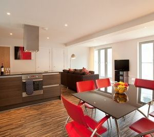 Holborn Apartments - One Bedroom Apartment-0